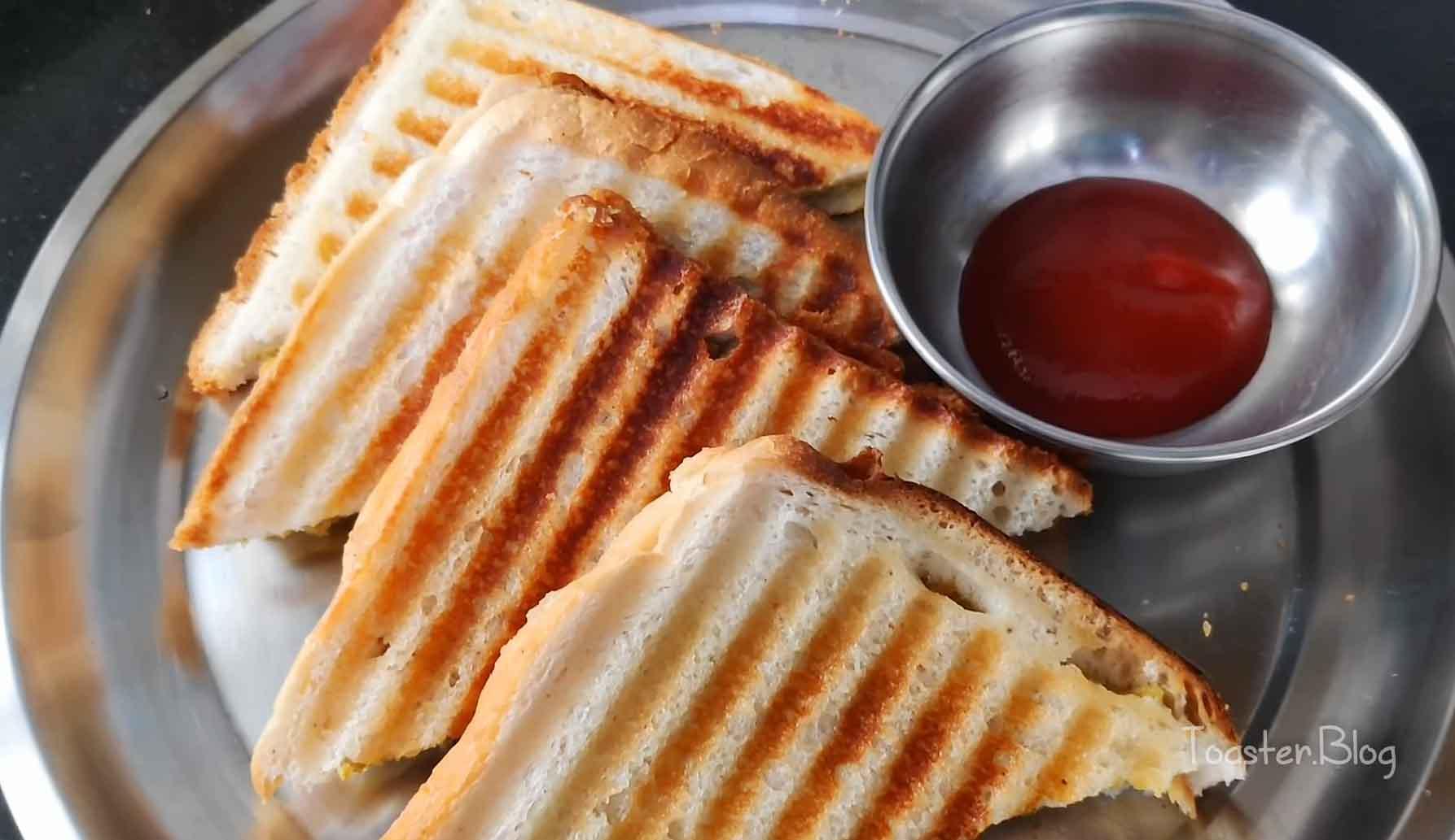 Best bread sandwich toaster