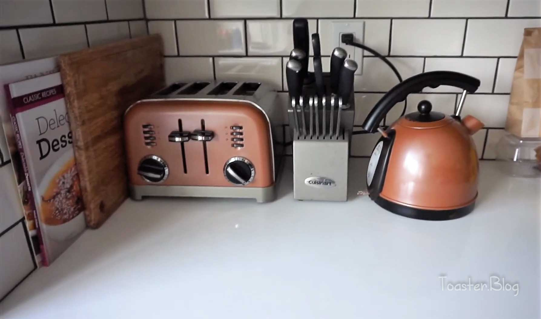 Best bronze colored toaster