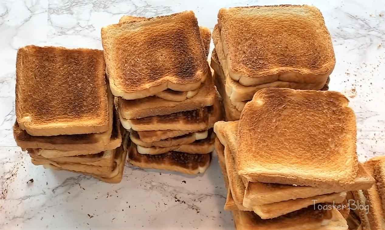 Best dark green toaster