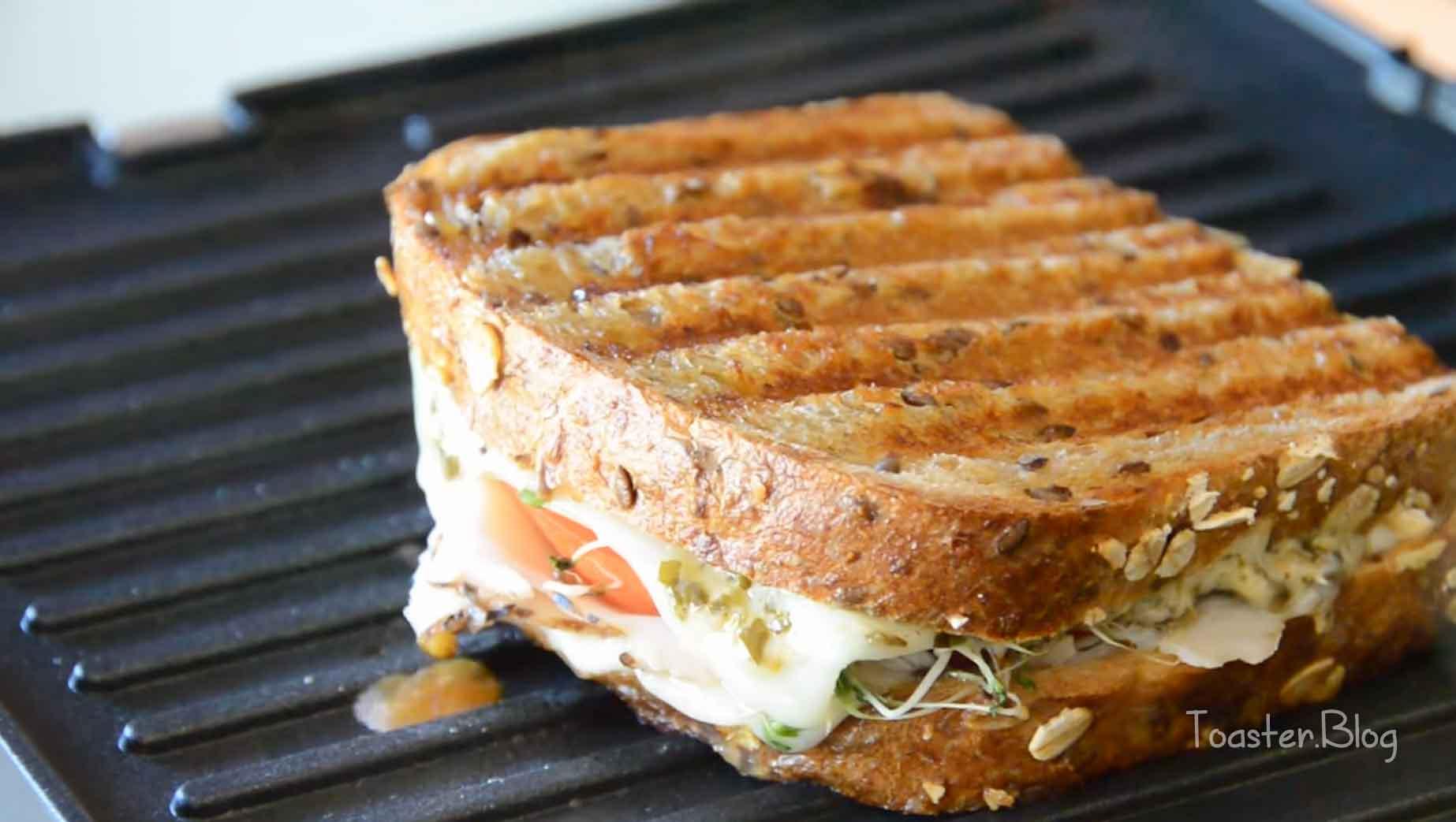 Best large sandwich toaster