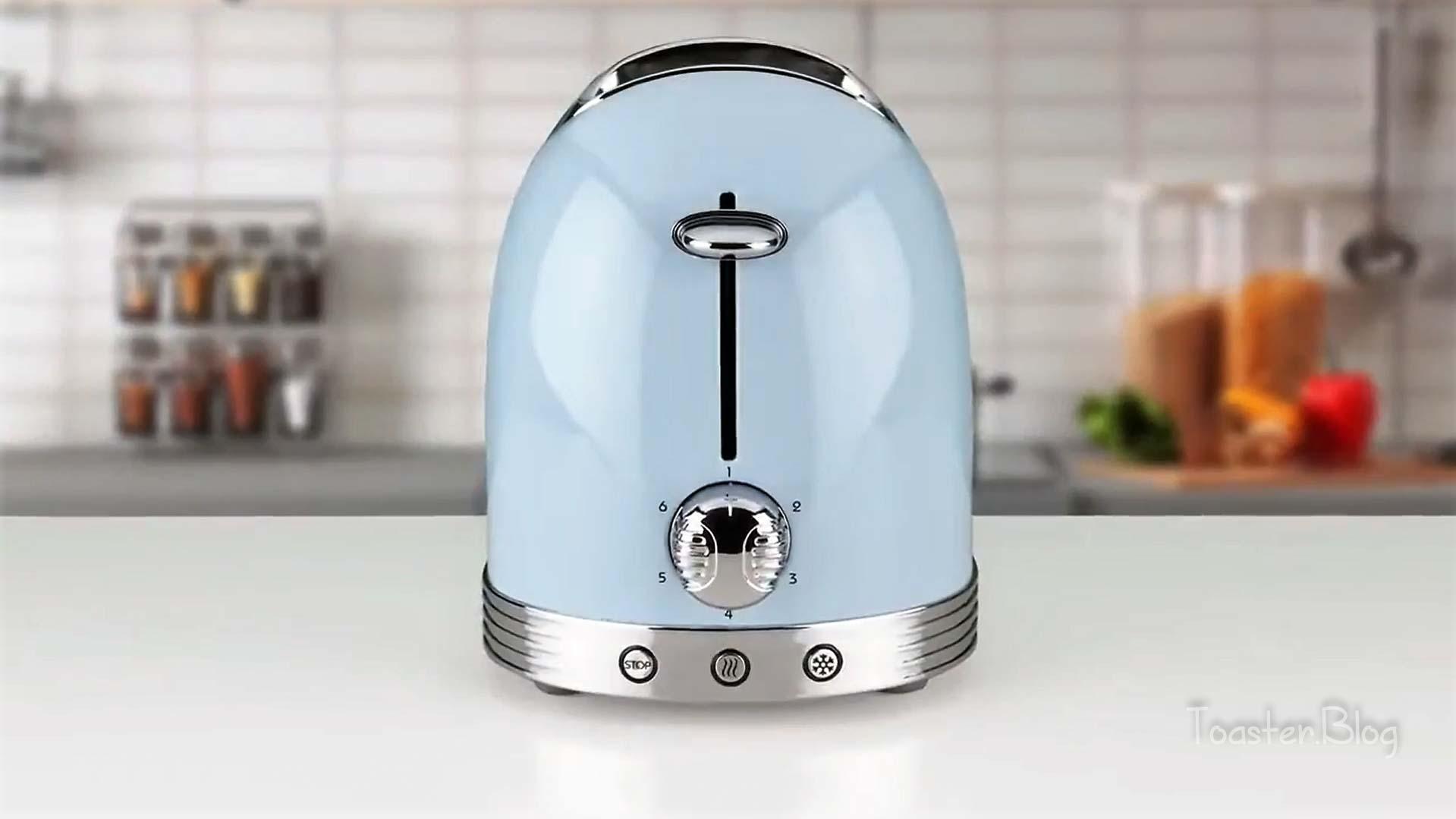 Best light blue toaster
