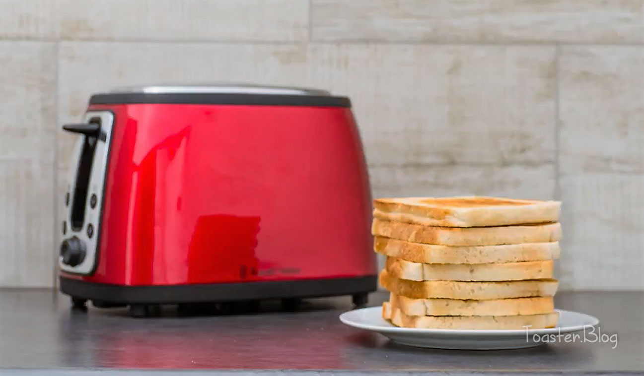 Best red and black toaster