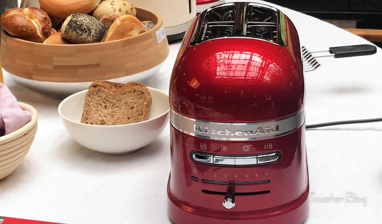 Best red retro toaster