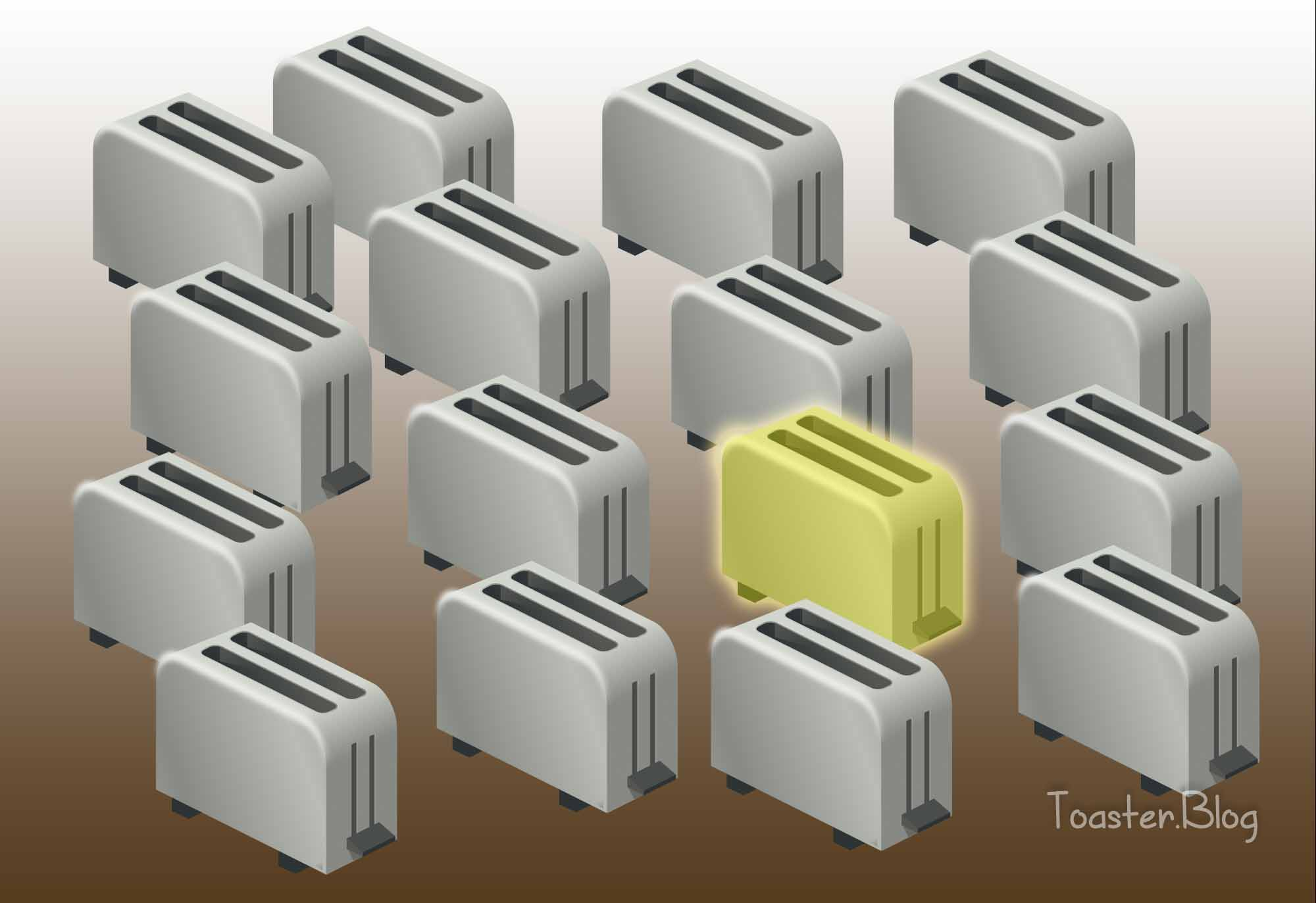 Toaster brands